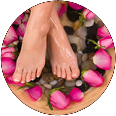 pedicure services, nail salon Chesterfield, MO 63017